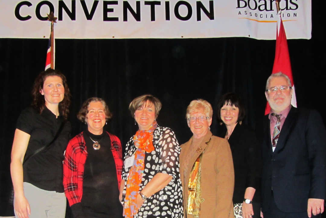 Presidents' Council Award – Manitoba School Board Association