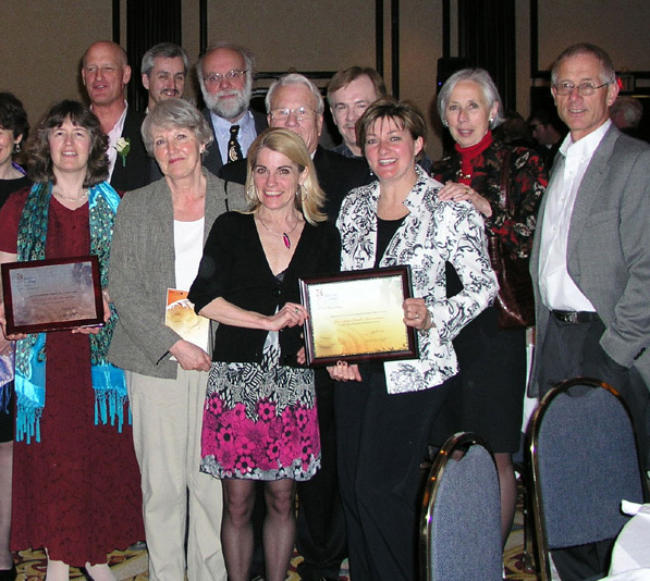 Re‐Fit Centre's Healthy Living Award