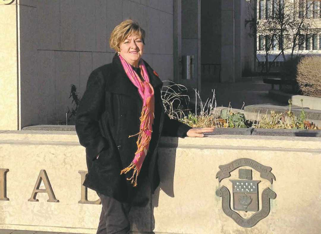 Janice Lukes was elected city councillor for St. Norbert on Oct. 22