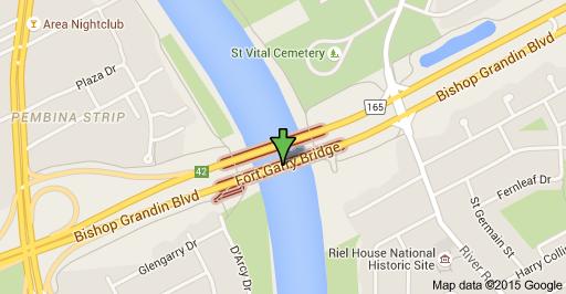 Fort Garry Bridge