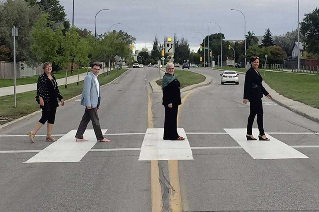 Dakota Crosswalk