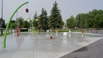 Opening of Splash Pad; Future Recreation Campus in SW Winnipeg