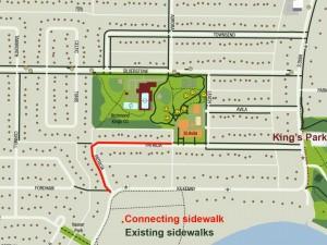 Patricia Ave Sidewalk Connectivity
