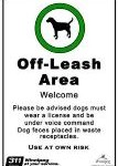 off leash dog sign3