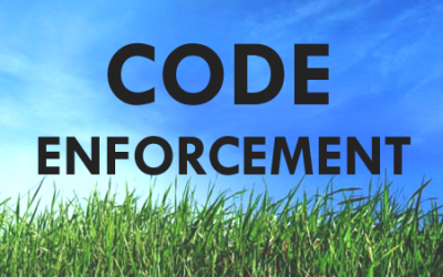 Take Action: Report By-Law Infractions!