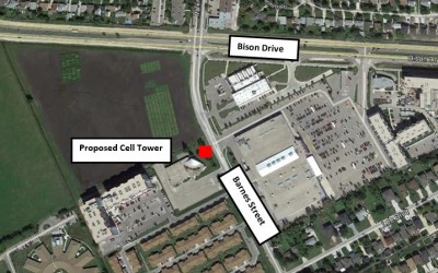 Update – Proposed Cell Tower at 50 Barnes Street
