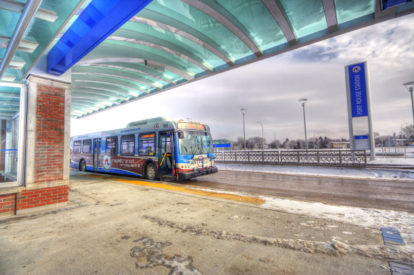 Information Session on SW Rapid Transitway
