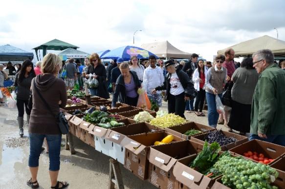 st norbert farmers market