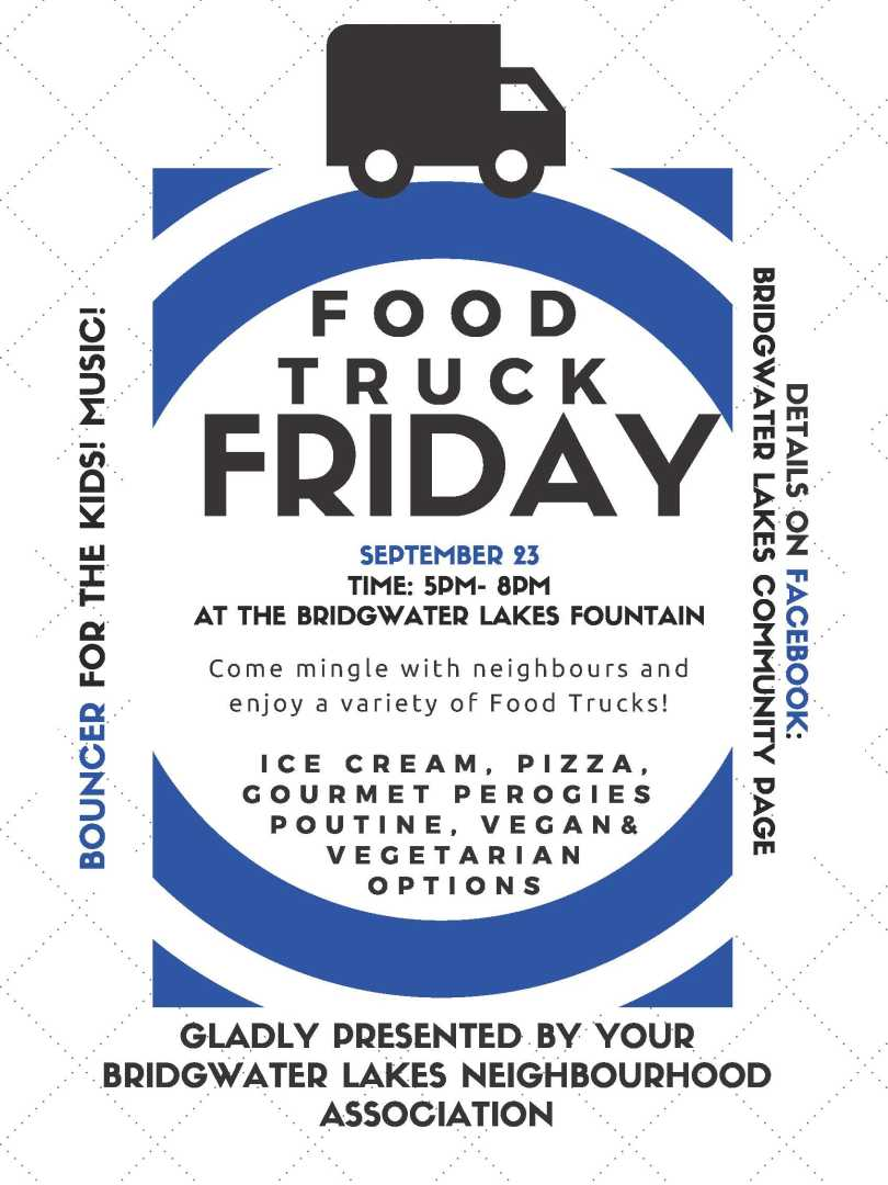 BLNA Food Truck Friday