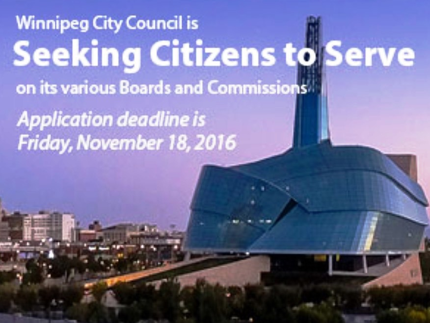 Citizens Encouraged to Get Involved on City Boards and Commissions