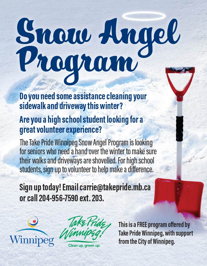 Snow Angel Program 2016