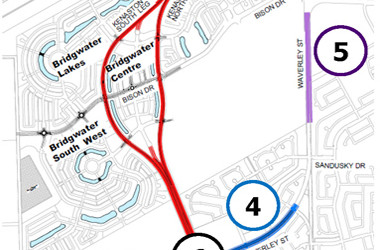 Waverley West Arterial Roads Project  – Clarifying Inaccurate Information