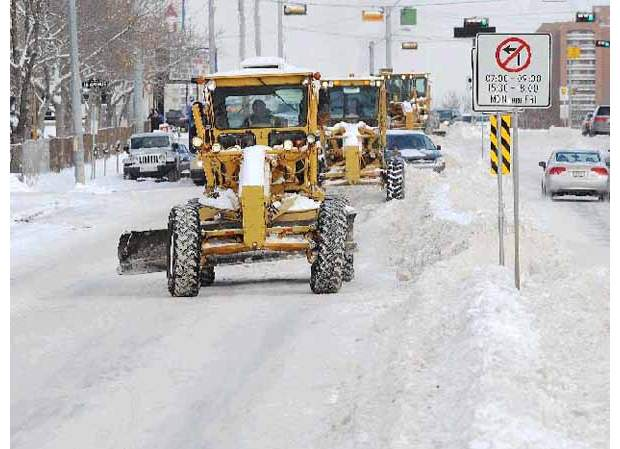 Responding to Winnipeg's Record Snow Fall