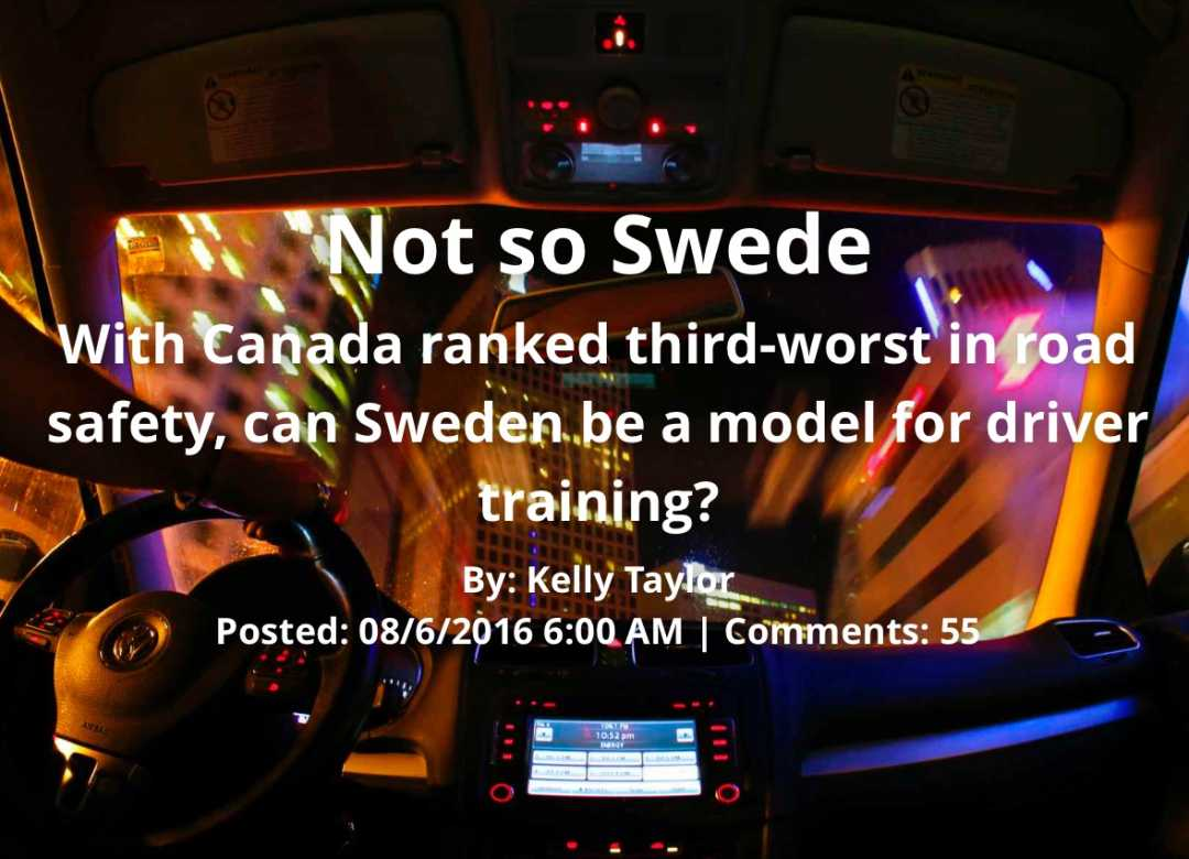 Not so Swede