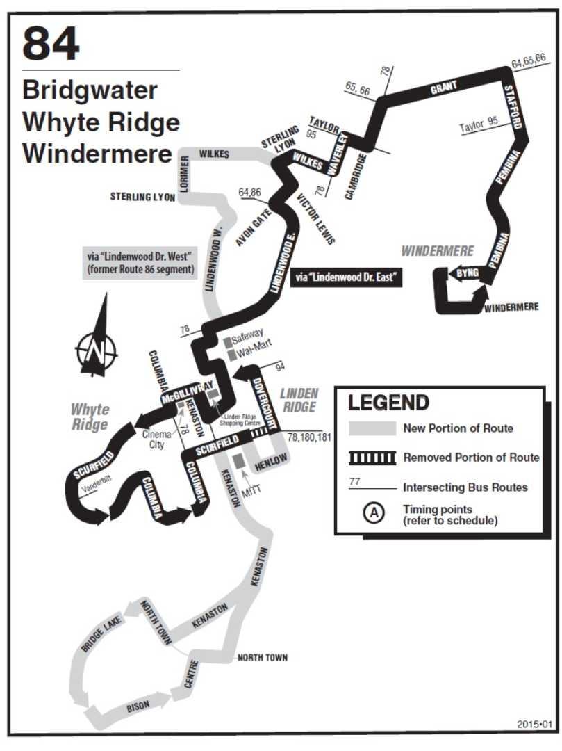 Transit Expansion Bridgwater South Pointe