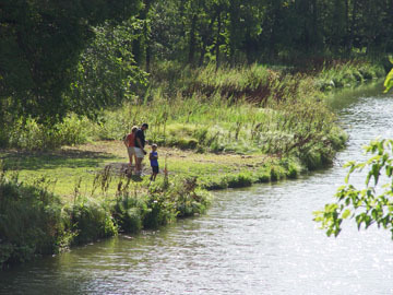 La Salle River Greenway