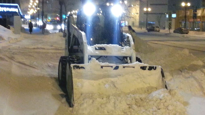 Snow Clearing & Active Transportation