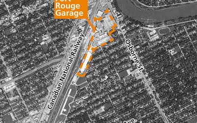 Transit Garage Expansion Project – Information Session
