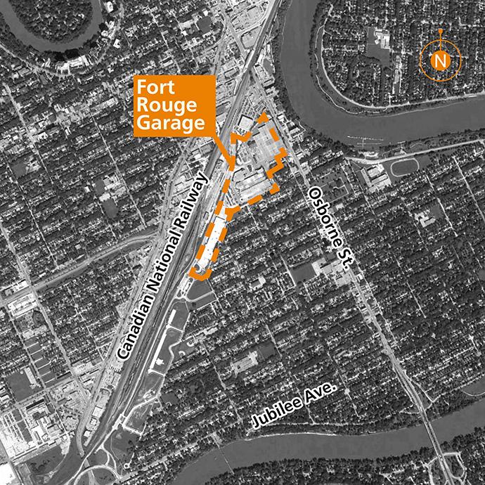 transit garage expansion