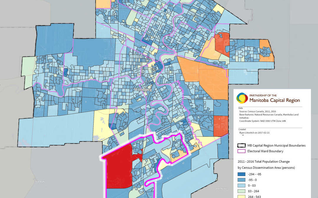 Population Surge: 68,000+ Residents in South Winnipeg-St. Norbert Ward