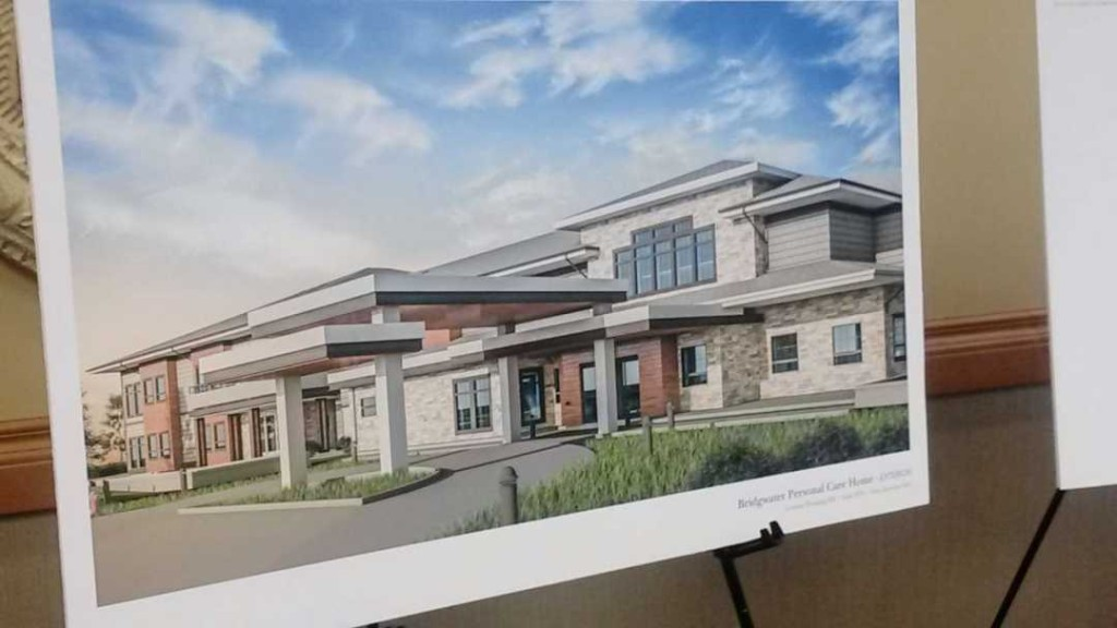 New 120 bed personal care home in bridgwater janice for River pointe nursing home