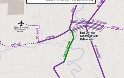 Southwest Rapid Transitway & Parker Storm Retention Basin – Dual Information Sessions