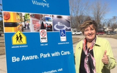 Parking Violations in School Zones and Fire Lanes