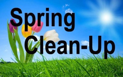 City Wide Spring Clean-up & Community Clean-up Events