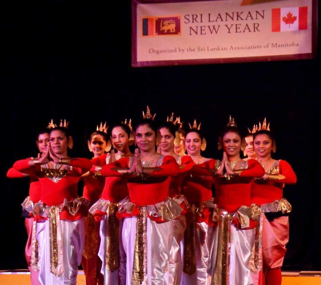 srilankan new year