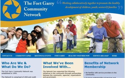 The Fort Garry Community Network – Working Collaboratively Together