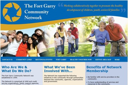 fort garry community network