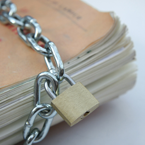 locked files