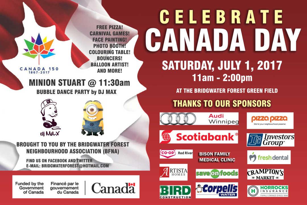 BNFA Canada Day 2017