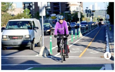One More Time – Trying to Improve Downtown Cycling SAFETY