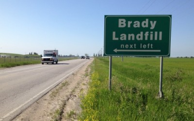 Gas Collection System at Brady Road Landfill to be Expanded