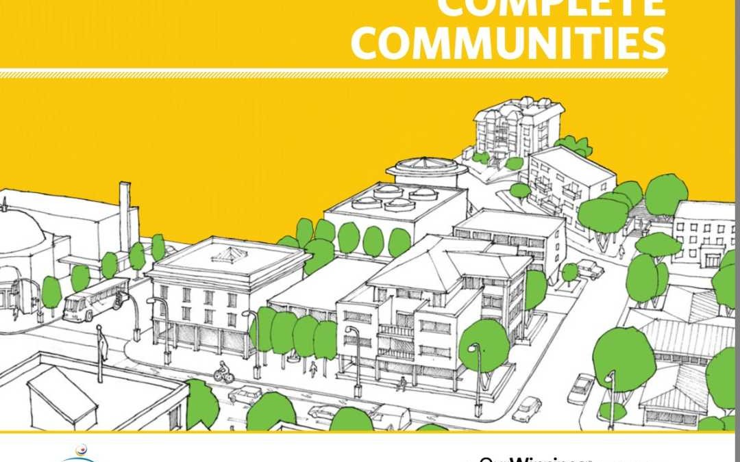 Waverley West Communities & Updating the 'OurWinnipeg' Vision