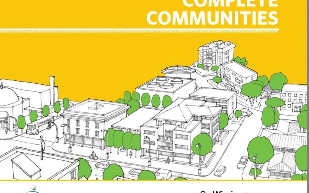 Waverley West Communities & Updating the 'OurWinnipeg' Vision