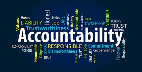 The Challenging Road in Seeking Accountability