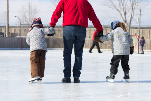 Public Skating in South Winnipeg – St. Norbert