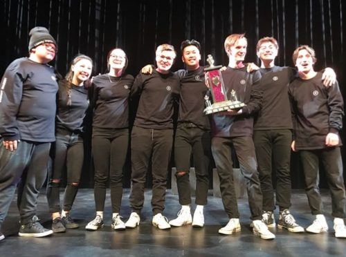 Local Kids Competing Nationally at Improv Games