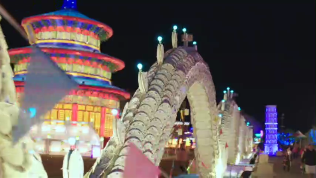 Lights of the North – Chinese Lantern Light Festival