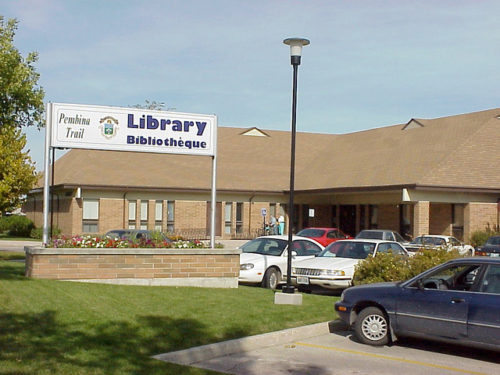 Upgrades for Pembina Trails Library