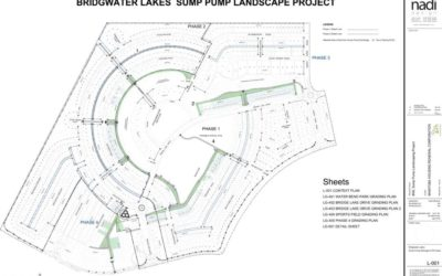Drainage Upgrades in Bridgwater Lakes