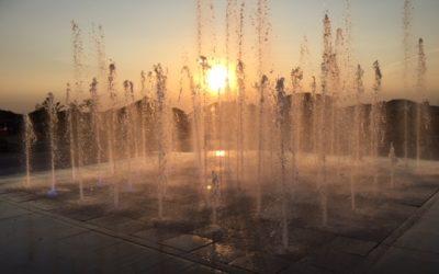 Bridgwater Trails Fountain
