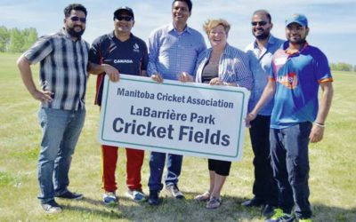 Expansion Of Cricket In South Winnipeg