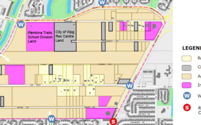 Update: Recreation Campus In South Winnipeg