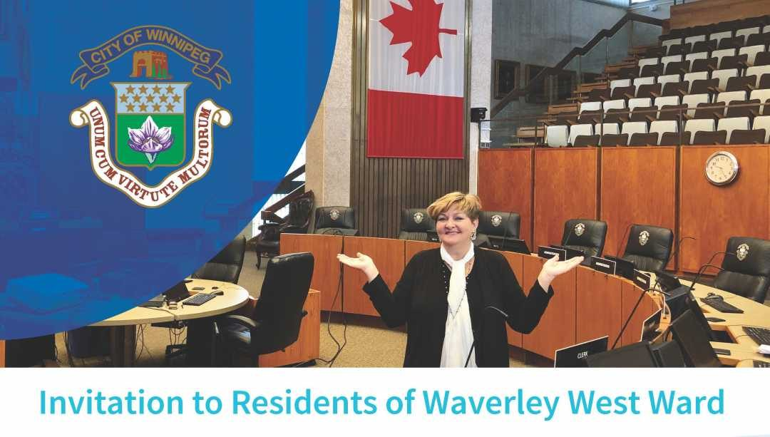 May 11th – City Hall Open House for Waverley West