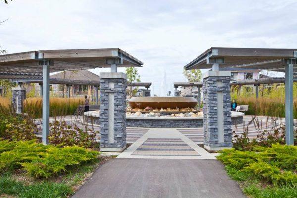 2019 Update – Bridgwater Forest Fountain