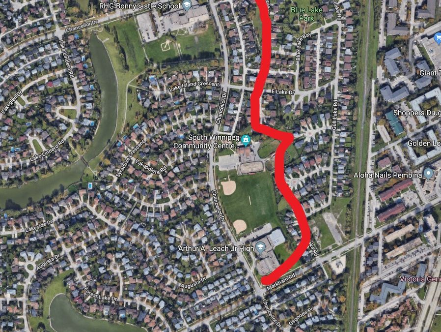 Traffic Study – Chancellor Drive