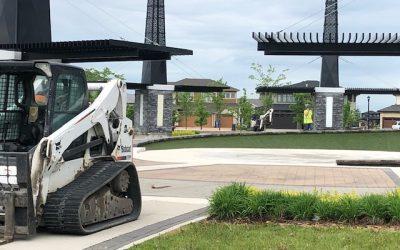 June 2019 Update – Bridgwater Lakes Fountain